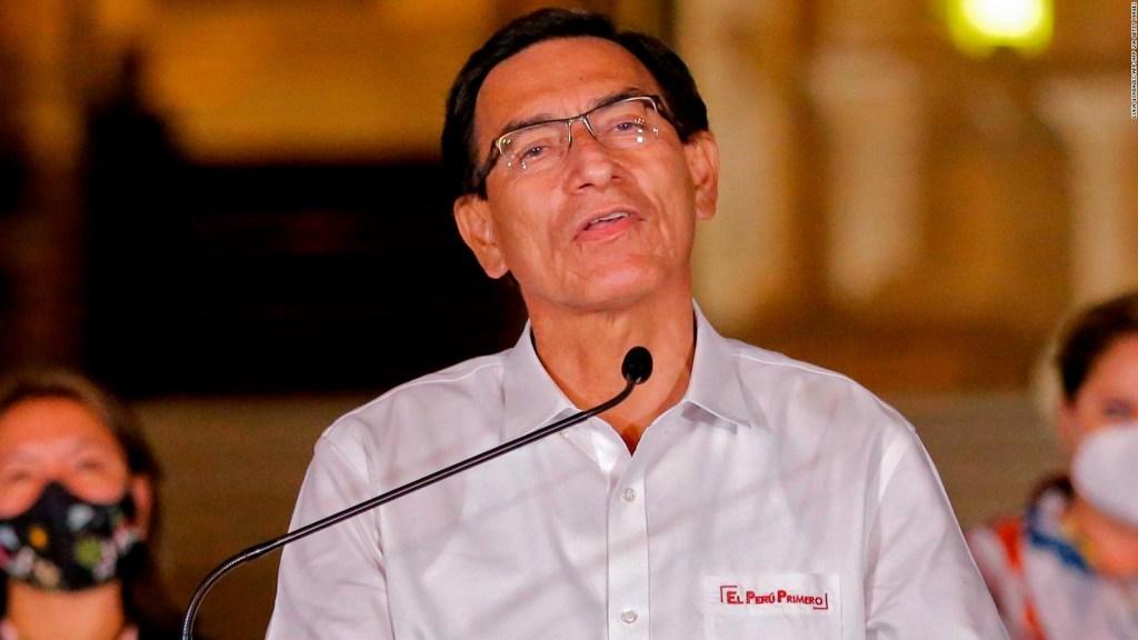 Perú: Martín Vizcarra no va a prisión