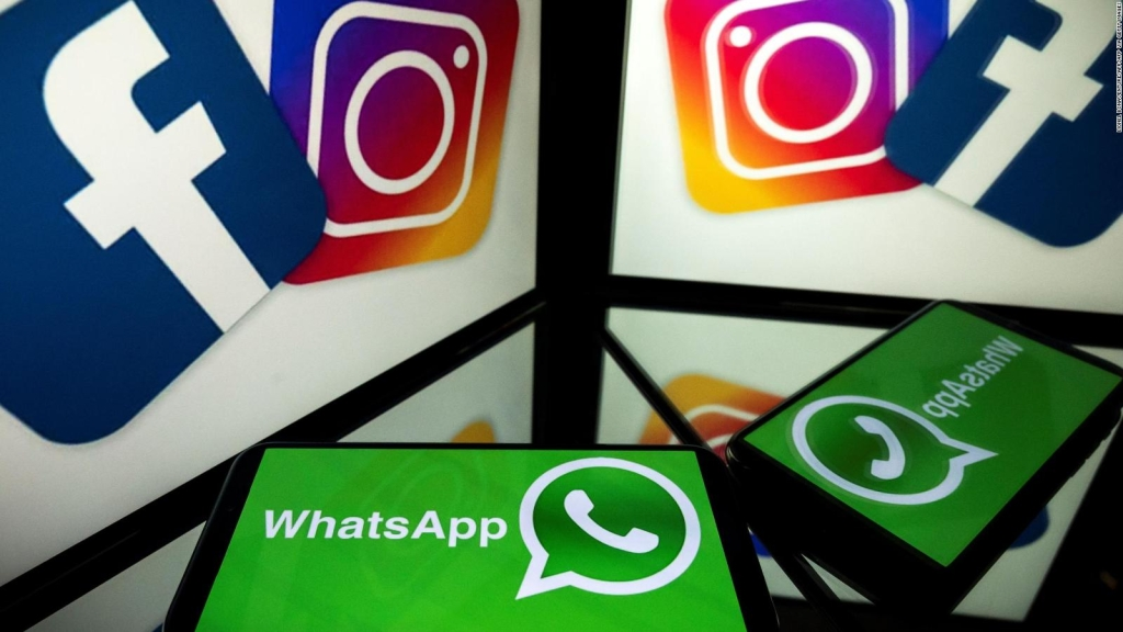 Échec global de WhatsApp, Instagram et Facebook