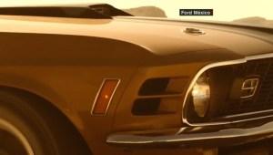 Vuelve la leyenda de Ford: el Mustang Mach 1