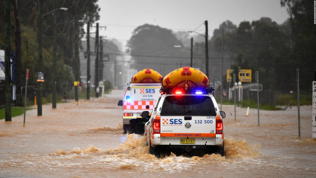 See how Australia fared after historic flood