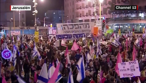 Netanyahu busca victoria por getión de la pandemia