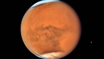 Te decimos por qué desapareció el agua líquida en Marte