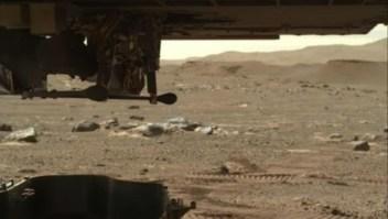 Así inicia el proceso para volar el Ingenuity en Marte