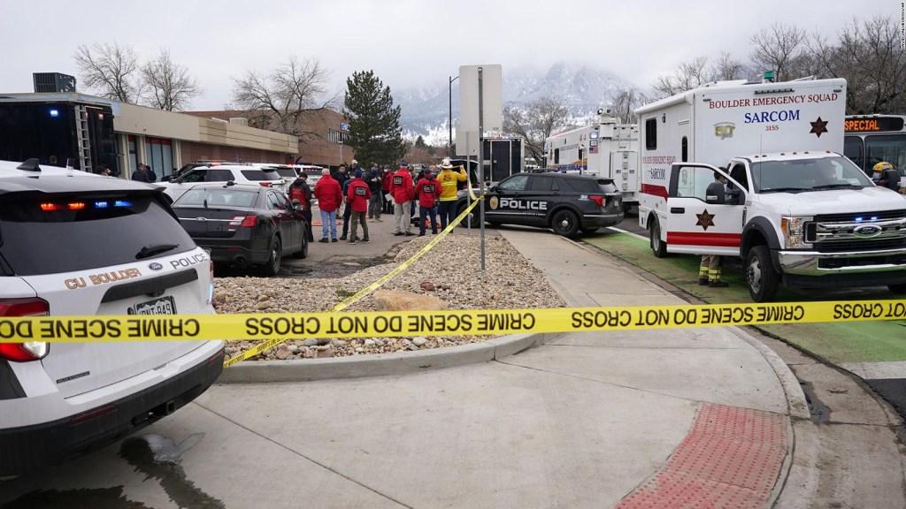 10 muertos tras balacera en Boulder, Colorado