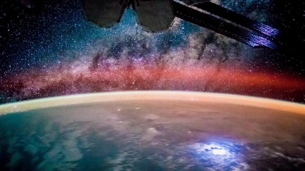 Vea las 8 fotos finalistas de una competencia de la NASA