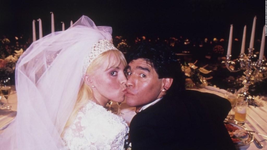Venden los ñoquis que habría comido Maradona