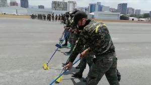 Lluvia de ceniza del Pacaya obliga a cerrar aeropuerto
