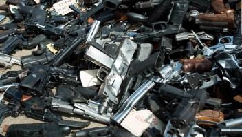 ¿Por qué no aumenta la regulación de armas en EE.UU.?