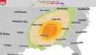Amenaza de tornados para millones en el sur de EE.UU.