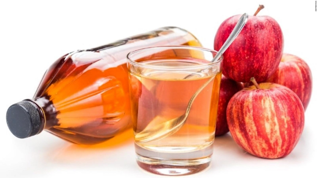 ¿Ayuda el vinagre de manzana a perder peso?