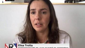 Reacción a la salida de Argentina del Grupo Lima