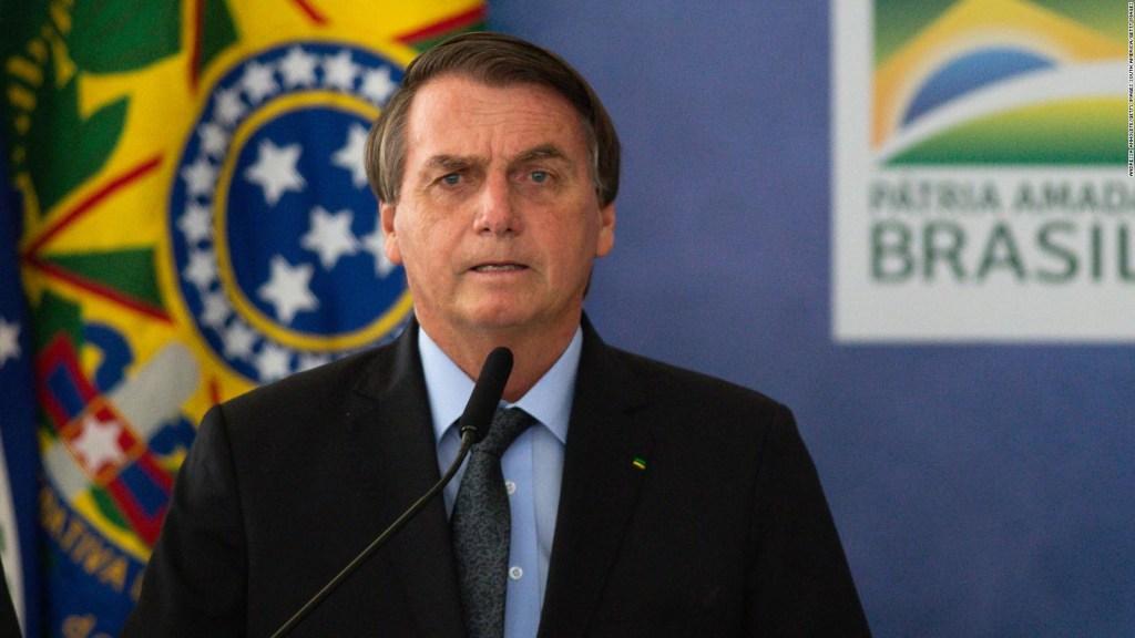 Bolsonaro pide tranquilidad y le responden con cacerolazo