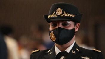 Marisol Chalas narra cómo enfrentó la discriminación en el mundo militar