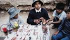 El genio de Patacamaya cuenta que buscó la basura para crear sus inventos
