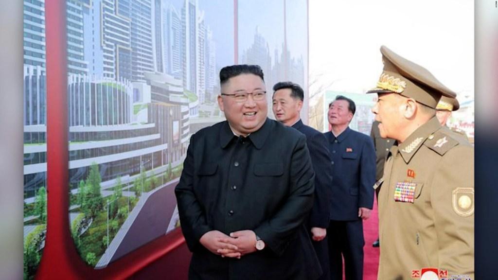 Reaparece norcoreano Kim Jong Un tras prueba de armas