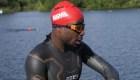 Este joven autista busca competir en un Ironman
