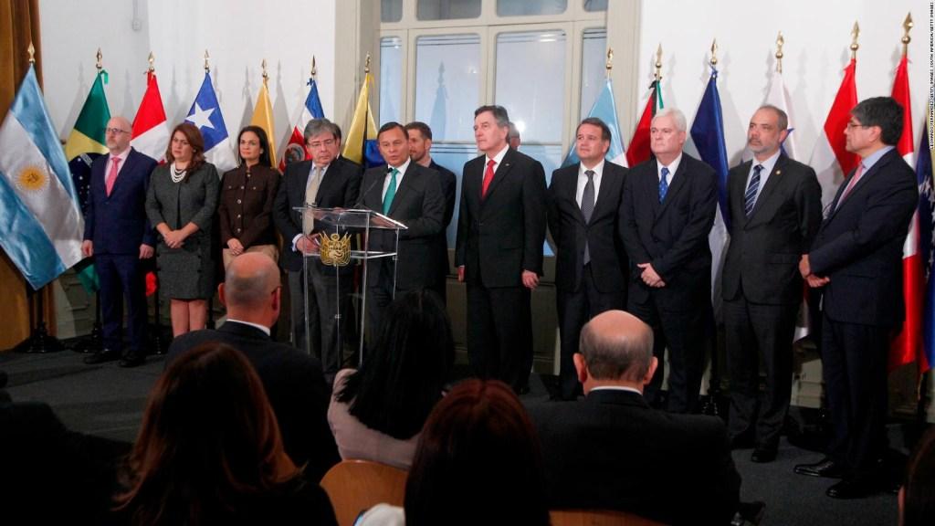 Reacciones por la salida de Argentina del Grupo de Lima