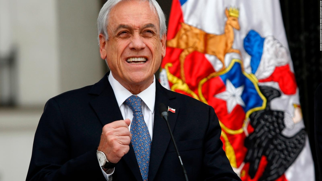 Piñera apunta a la autonomía de poderes en Bolivia