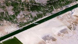 ¿Qué pasará en el canal de Suez?