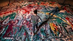 La pintura más grande del mundo se vendió en una cifra millonaria