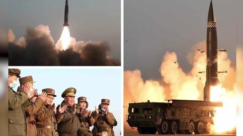 Corea del Norte arsenal