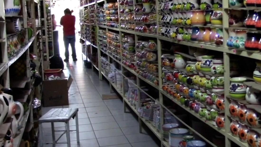Cierre de frontera México-Guatemala hunde economía local
