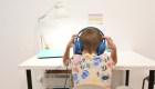 La educación virtual afecta la salud mental de los niños