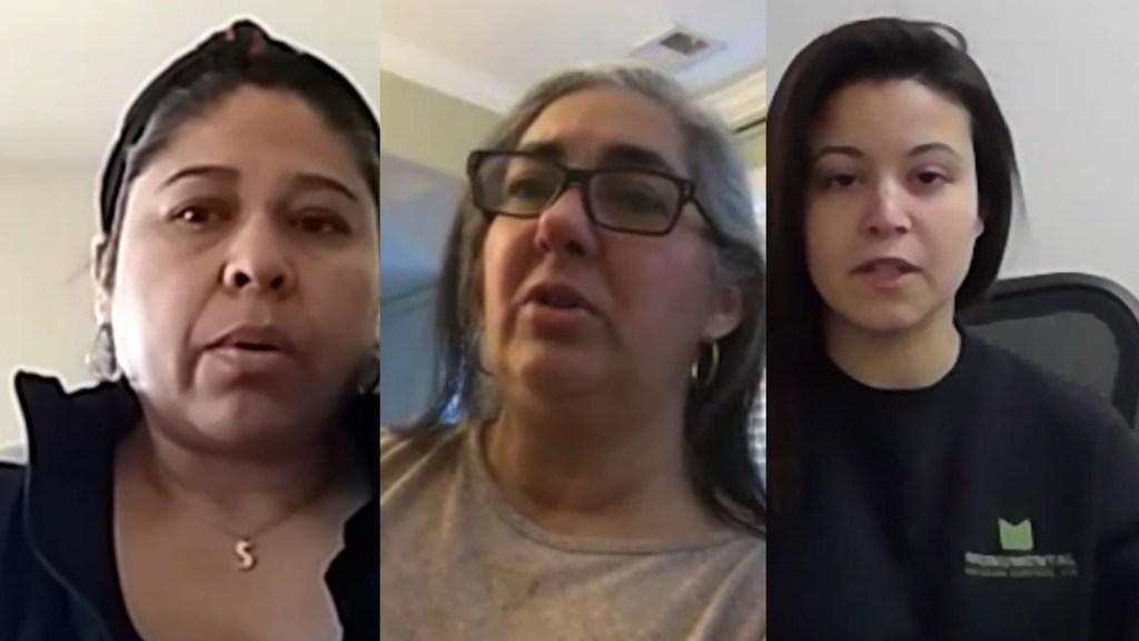 3 mujeres cuentan qué hicieron con sus cheques de estímulo