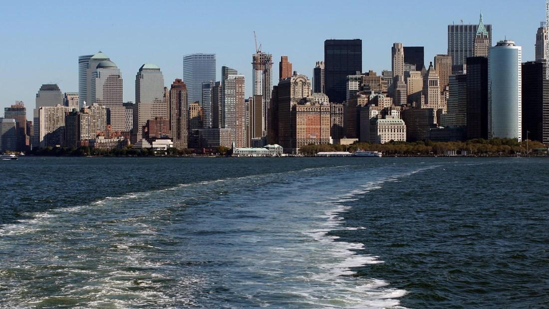 Revelan altos registros del nivel del mar en EE.UU.