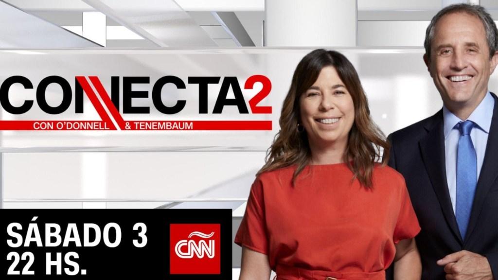 """La propuesta de """"Conecta2"""", lo nuevo de CNN en Español"""