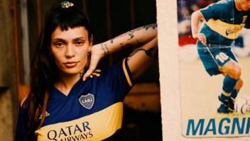 Las hinchas de Boca Juniors, el enfoque de este fotógrafo