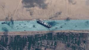 Buque Ever Given ya no bloquea el canal de Suez