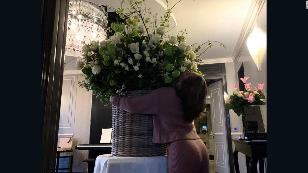 Lady Gaga recibe un gran regalo de cumpleaños