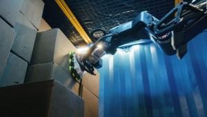 Conoce a Stretch, el robot con tentáculos