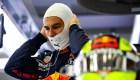 Desafortunado inicio de Checo Pérez en el GP de Bahrein