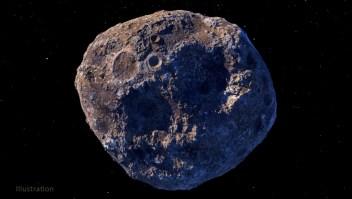 NASA inicia ensamblaje final de nave que aterrizará en asteroide