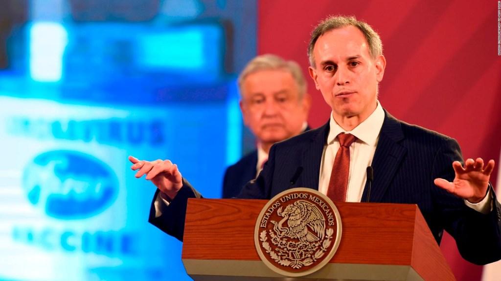 Diputado Sergio Mayer critica desempeño de López-Gatell en medio de pandemia