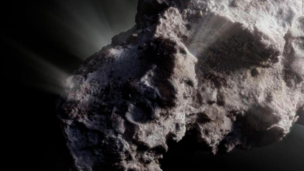 This interstellar comet continues to reveal its secrets