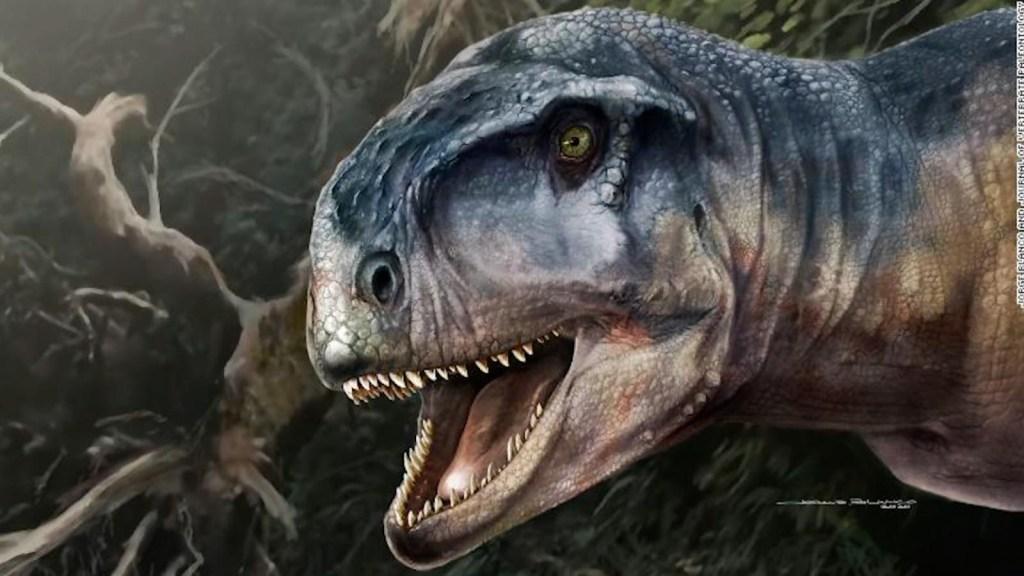 Identifican a un impresionante dinosaurio en Argentina