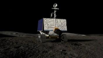 Un pequeño rover de solo 10 kilos irá a la Luna