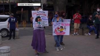 Detienen a pareja de Victoria Salazar en Quintana Roo