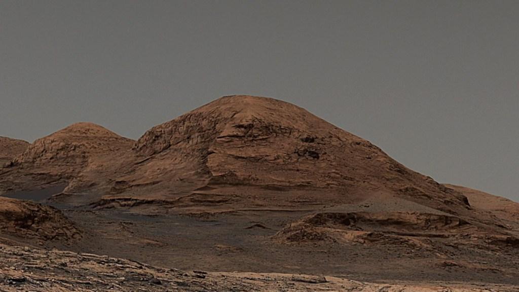 NASA shares a new panoramic image of Mars
