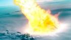 Comprueban que un meteorito explotó en la Antártida