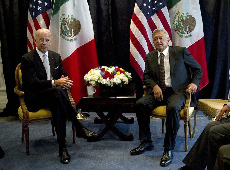 Joe BIden, Andrés Manuel López Obrador