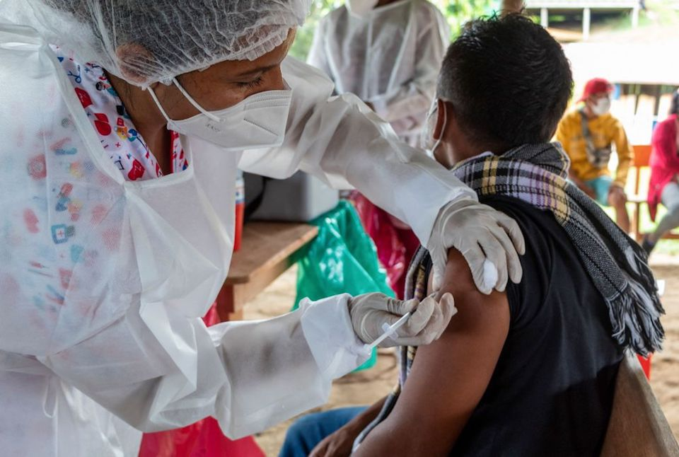 Colombia vacunas