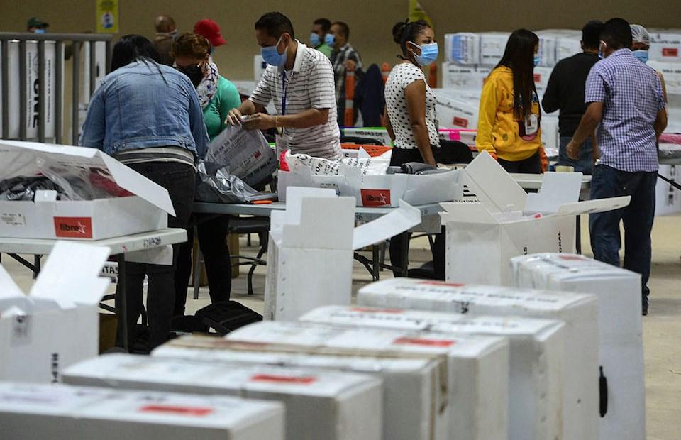 Honduras eleccione sprimarias