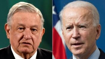 Andrés Manuel López Obrador, Joe Biden