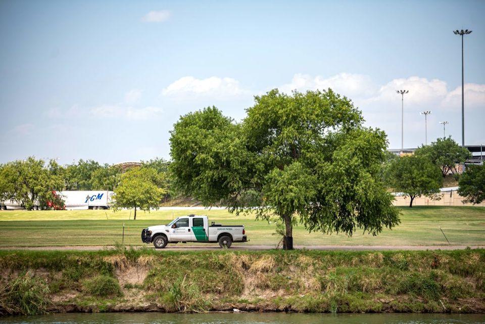 Patrulla Fronteriza CBP Texas