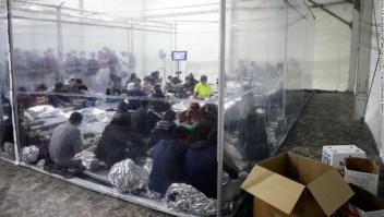 menores inmigrantes frontera