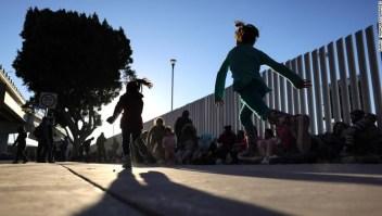 menores centroamericanos niños migrantes